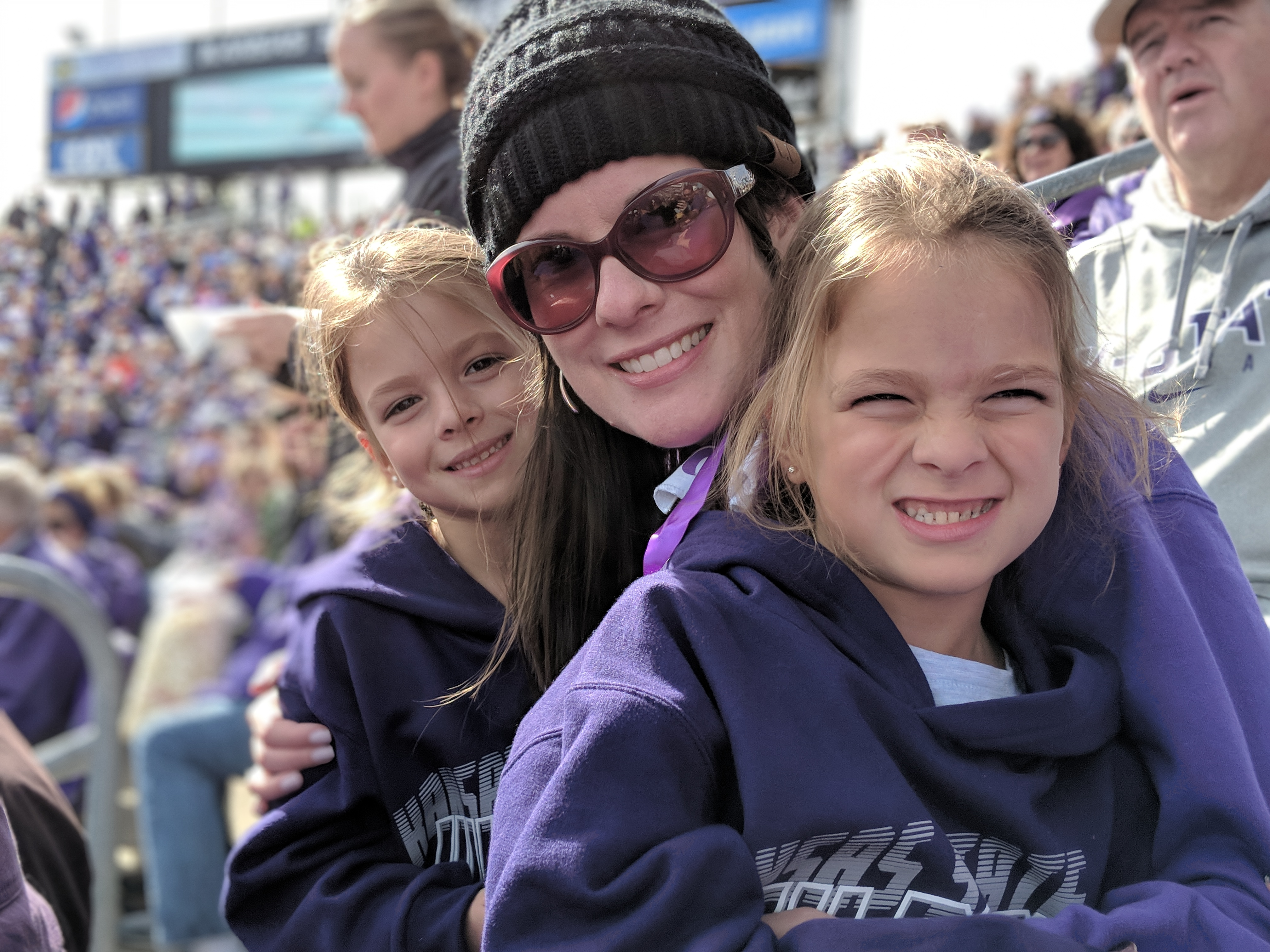 Live from Bill Snyder Family Stadium